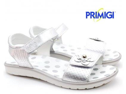 Dívčí sandále PRIMIGI PAL 33899 44 argento