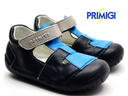 Barefootové sandále PRIMIGI PLE 34005 00 navy