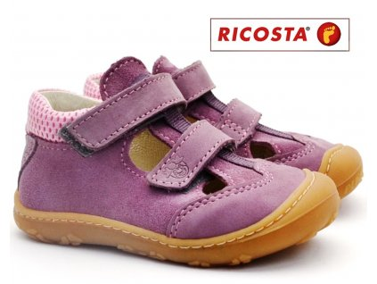 Dětské sandále RICOSTA Ebi 12214-324 purple