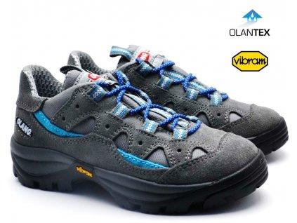 OLANG SOLE.TEX 831 trekové boty