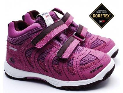 VIKING 3-46510 Dětské boty goretex