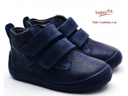 SUPERFIT 5-00335-80 Dětské boty blau