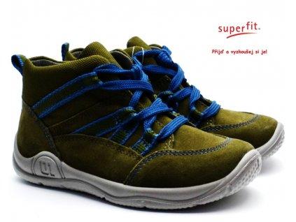 SUPERFIT 5-09411-70 Dětské boty grun