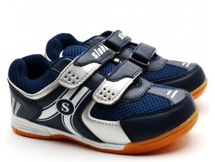 SLOBBY 47-0513 botasky modré