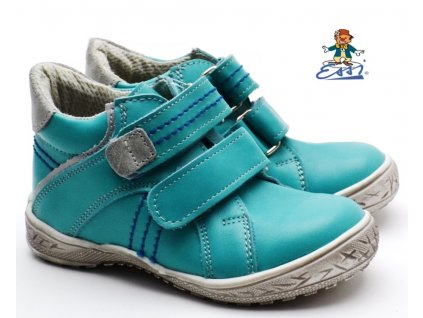 SÁZAVAN ESSI S 2901 Dětské boty tyrkys