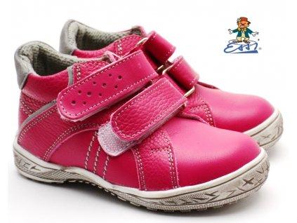 SÁZAVAN ESSI S 2901 Dětské boty růžové