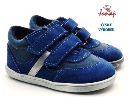 JONAP 727251-051s dětské boty - modré