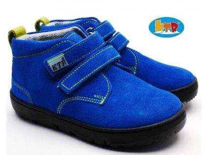 KONSORCIUM 164/KTR/BAE Dětské boty modré