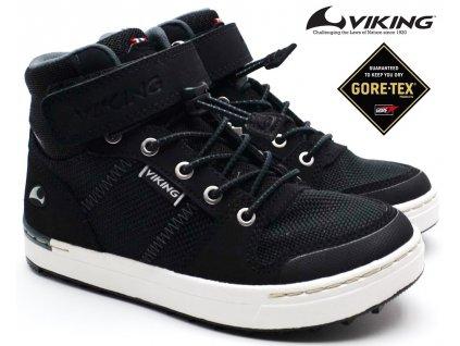 Dětské boty VIKING 3-49310 277 Black