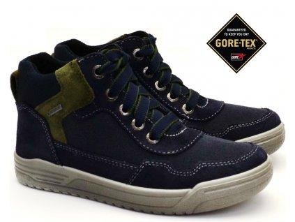 SUPERFIT 5-09058-80 dětské boty blau