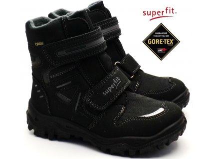 Zimní obuv SUPERFIT 5-09080-06 schwarz grau