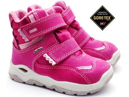 Zimní boty PRIMIGI PGYGT 43696 22 fucsia