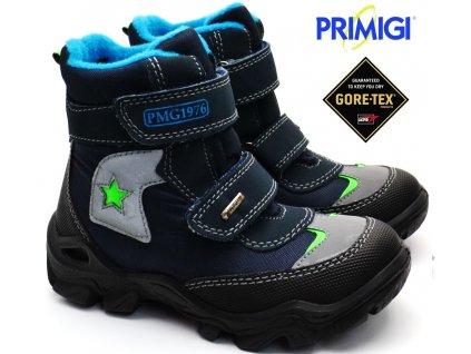 Zimní boty PRIMIGI PPTGT 43932 00 blu