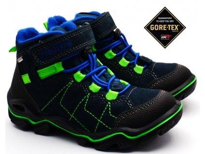 Dětské boty PRIMIGI PPTGT 43930 44 navy