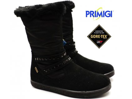Zimní obuv PRIMIGI PHOGT 43727 11 nero