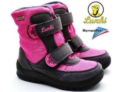 Zimní boty LURCHI 33-31038-35 Klara