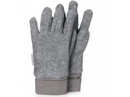 Rukavice prstové STERNTALER 4331410 silber