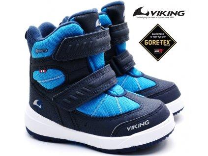 Zimní boty VIKING 3-87060 535 Toasty