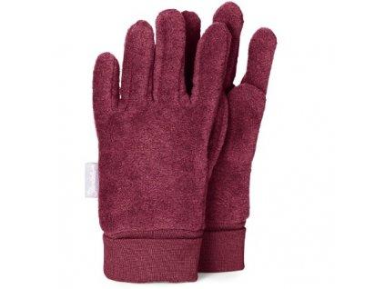 Rukavice prstové STERNTALER 4331410 lila