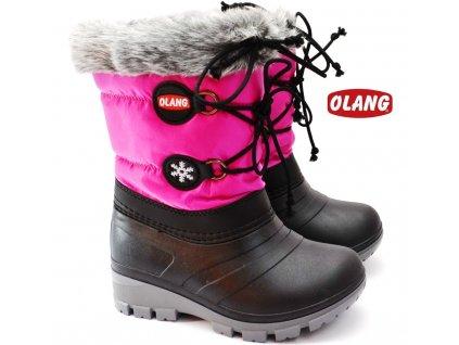 Zimní obuv OLANG PATTY 847