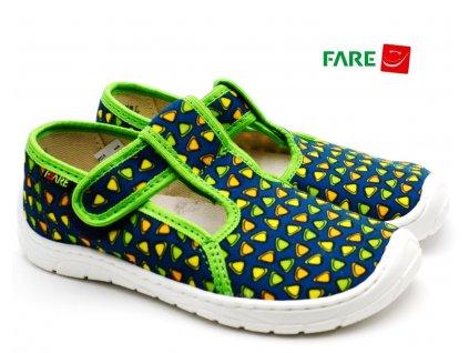 Fare bare dětské papuče 5202431