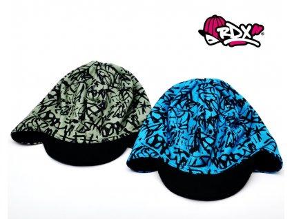 Čepice zimní na uši + kšilt RDX 3727
