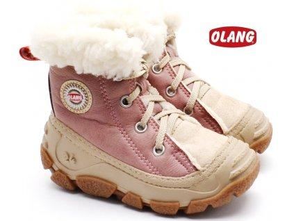 Zimní obuv OLANG STAR 840 Rosa