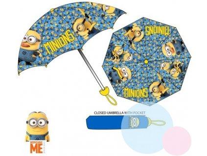 Deštník dětský Disney MIMONI 4495