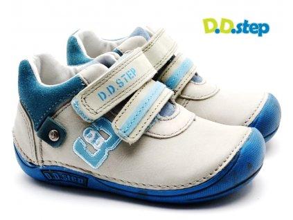 Dětské boty DDstep 018-43B šedé