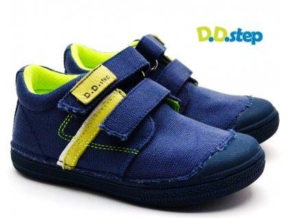 DDstep C049-544 botasky modré