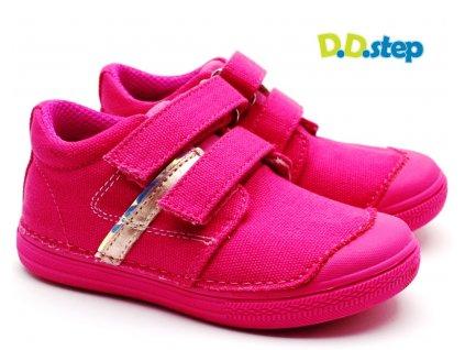DDstep C049-544 botasky růžové