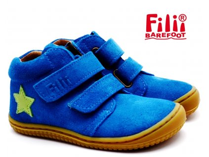 Filii barefoot 20013-225 CHAMELEON electric blue