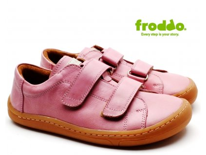 Barefoot FRODDO G3130148-6 sv. růžové