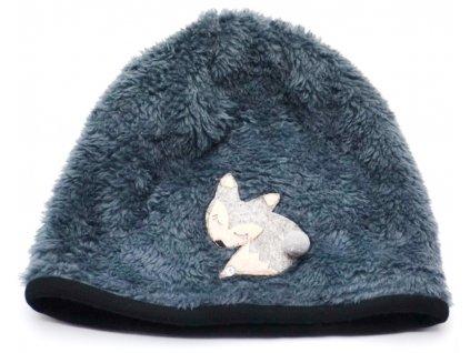 Zimní čepice YETTY F69 Liška