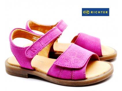 Sandále RICHTER 5405 7111 3310 rosette