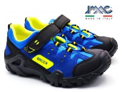 IMAC 532400 70053/010 Dětské boty modré