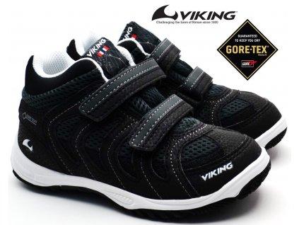 Dětské boty VIKING 3-46510 203 Gore-tex