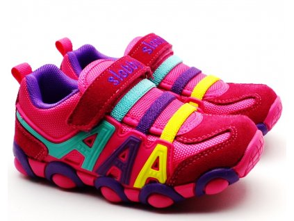 SLOBBY 171-0006 růžové botasky