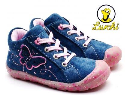 Dětské boty LURCHI 33-14461-22 jeans