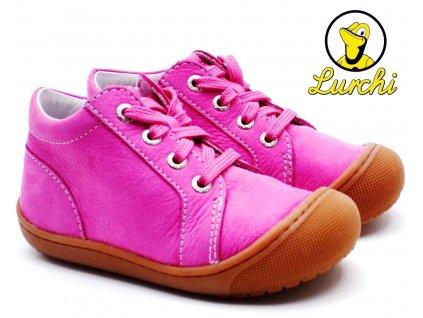 Dětské boty LURCHI 33-12033-23 fuchsia