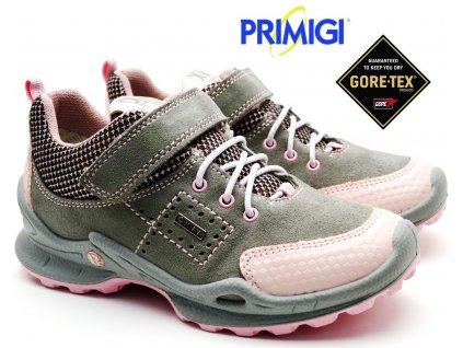 Dětské boty PRIMIGI PFOGT 53799 grigio