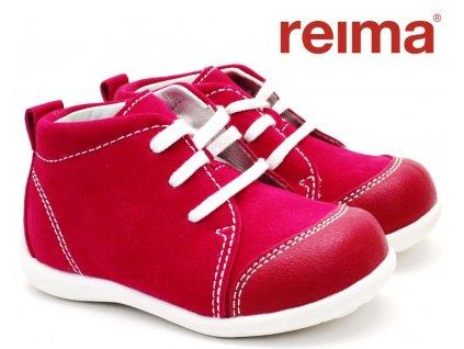 Dětské boty REIMA Startti Cranberry pink