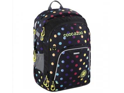 Školní batoh Coocazoo RayDay Magic Polka Colorful