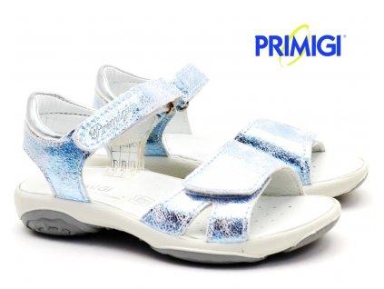PRIMIGI PBR 53836 22 metalické Dívčí sandále