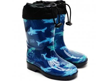 Holinky Slobby 166-0000 žraloci