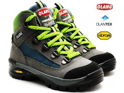 Trekové boty OLANG Tarvisio 831 asfalto