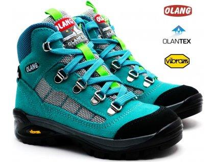 Trekové boty OLANG Tarvisio 858 laguna