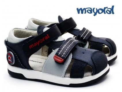 Chlapecké sandále MAYORAL 41.196 048 Navy