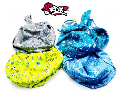 Dětský funkční pirátský šátek zavazovací RDX FL726C