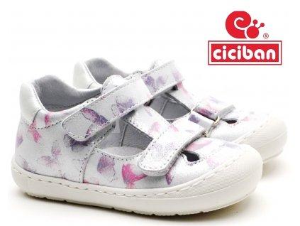 Dětské sandále CICIBAN 306305 Buggy Blanc